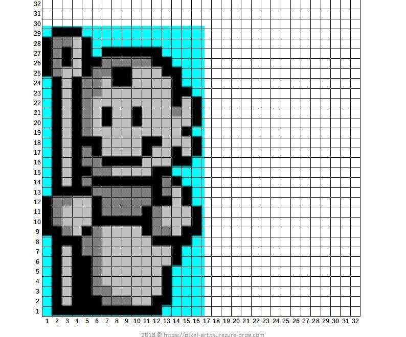 Super Mario Master Of Gaming Pixel Art Part 2